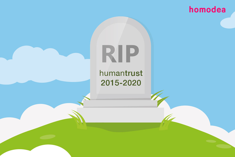Rest in Peace RIP humantrust