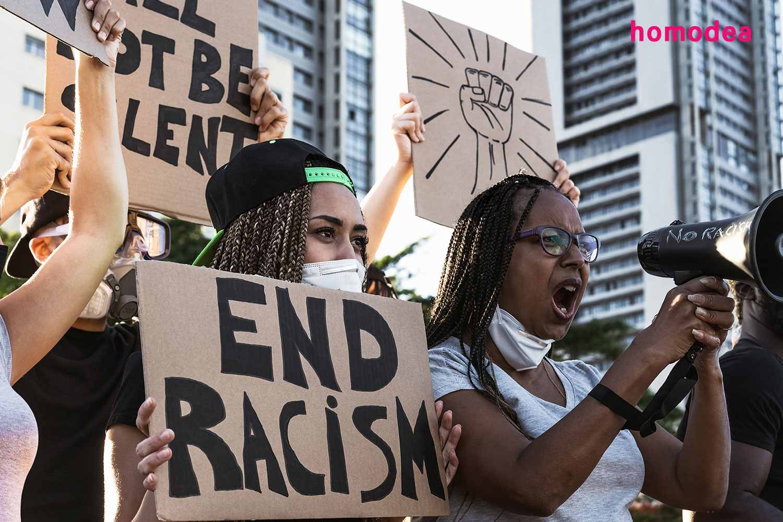 Proteste: Black Lives Matter
