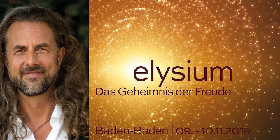elysium | Das Geheimnis der Freude