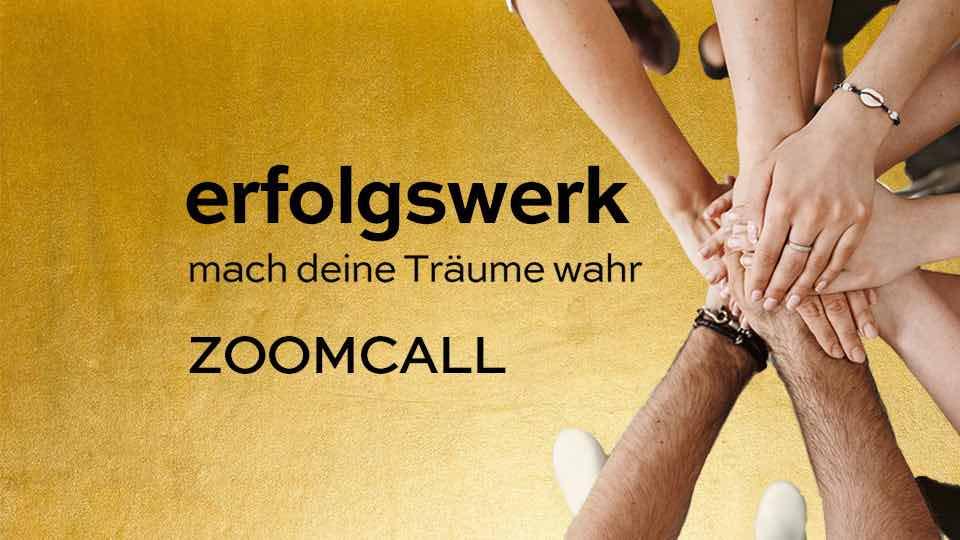 Zoom-Calls erfolgswerk
