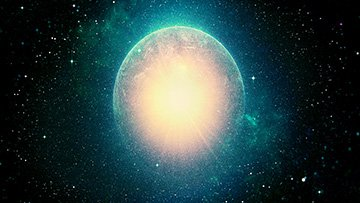 gruenes-rundes-objekt-im-universum