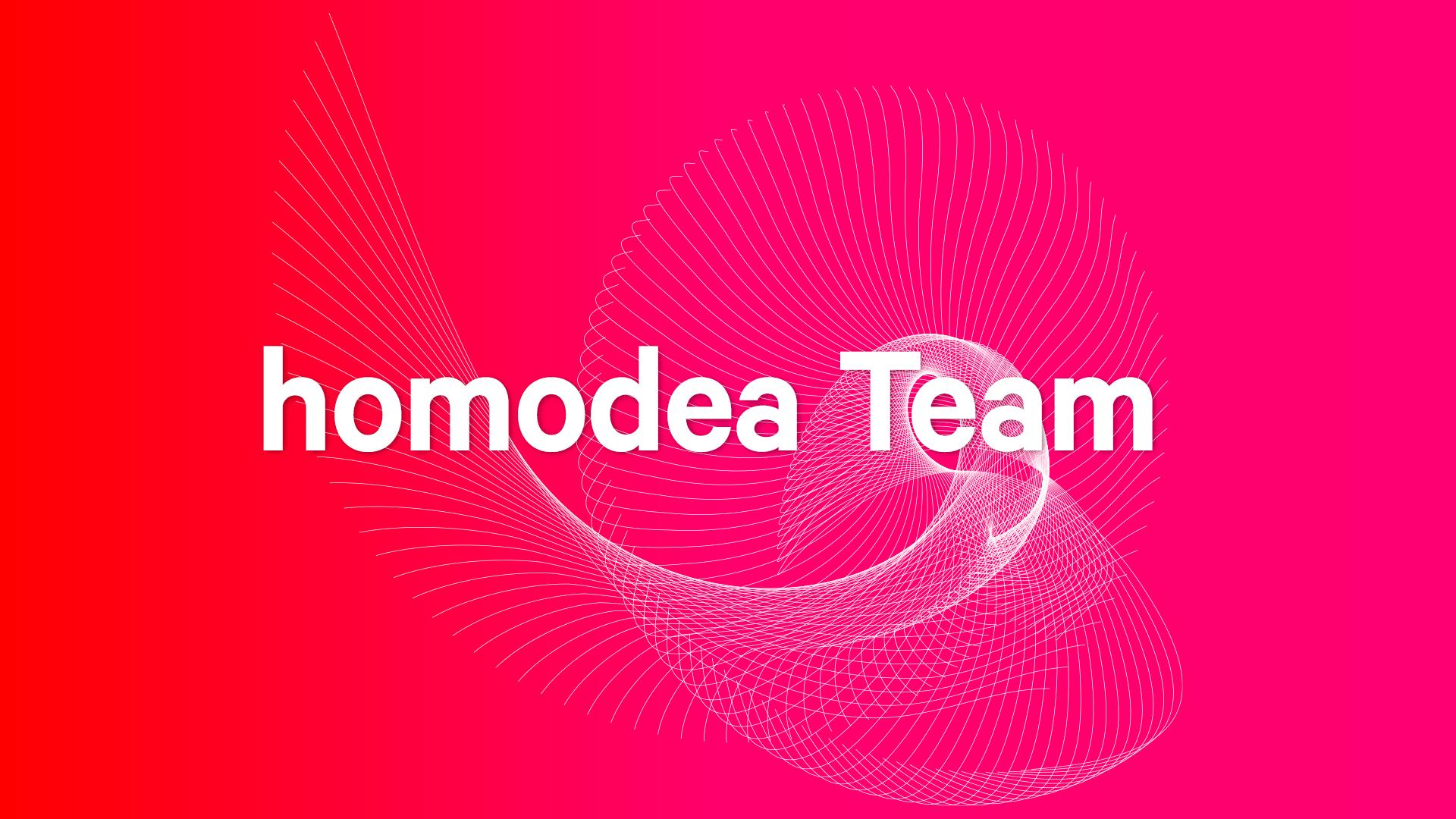 homodea Team