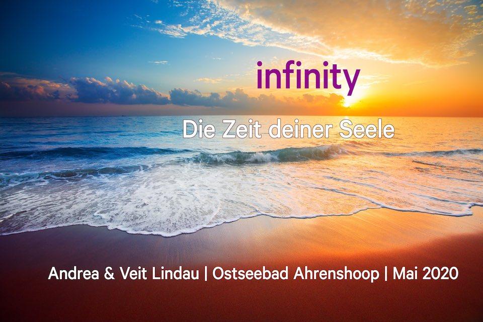 infinity. Die Zeit deiner Seele. Mail 2020.