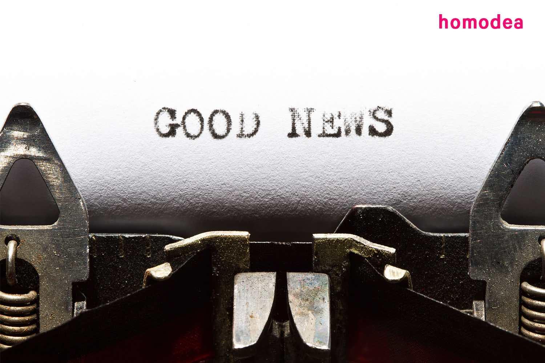 Good News durch Corona