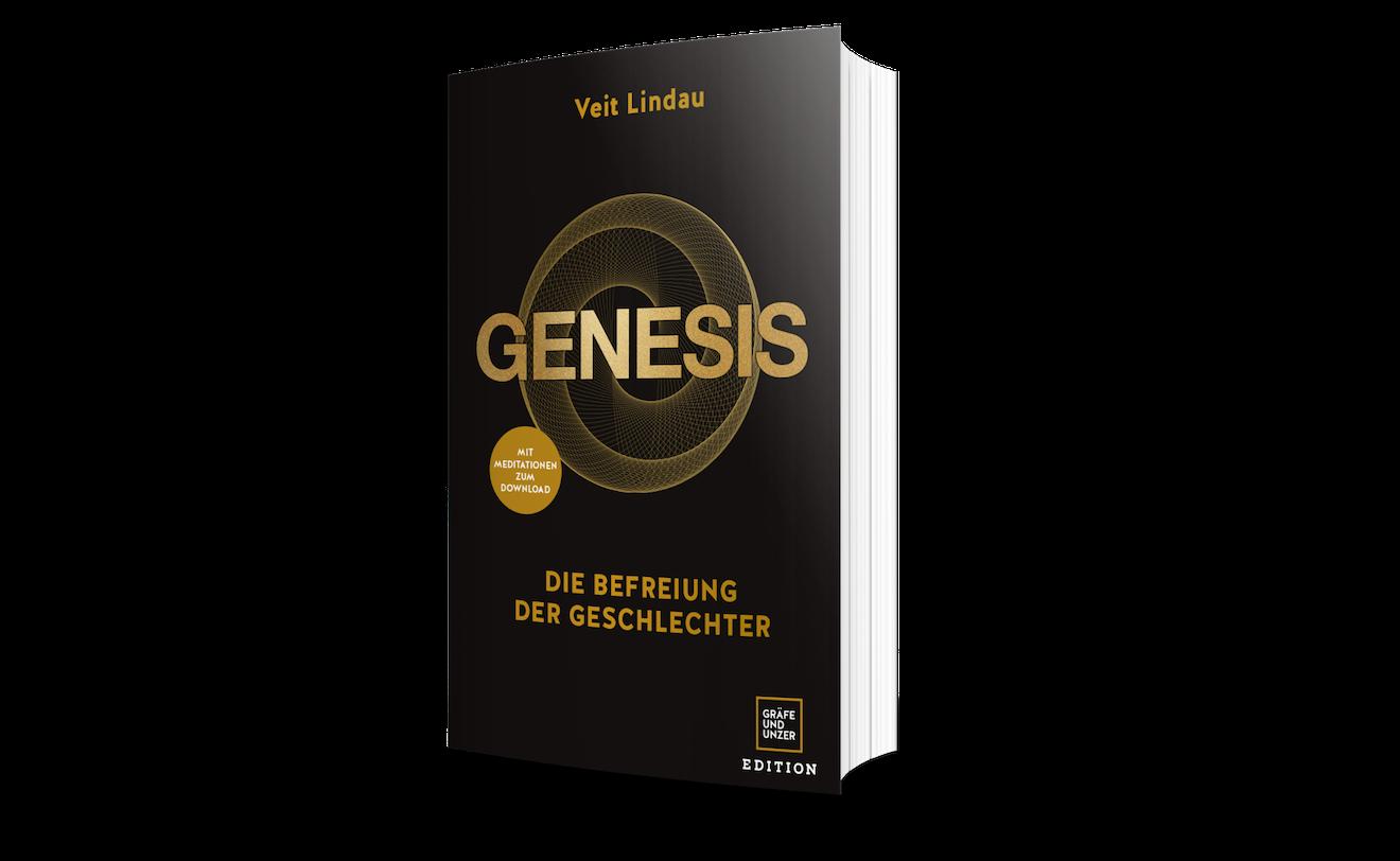 Genesis. Das neue Buch von Veit Lindau.