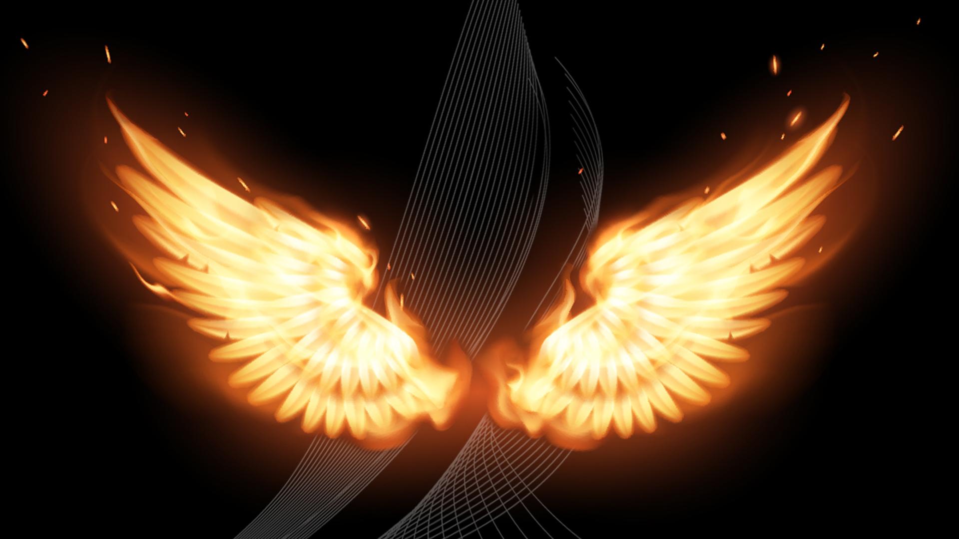 Feuer PHOENIX Flügel