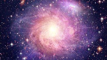 spiral-galaxie